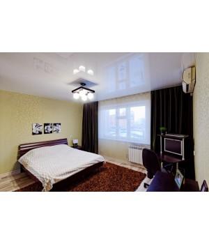 Натяжной потолок, Спальня 10 кв