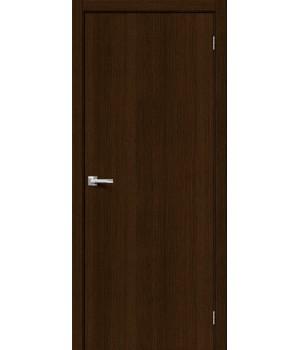 Межкомнатная дверь Вуд Флэт-0.V (190*55)