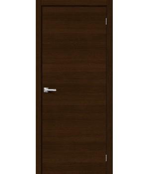 Межкомнатная дверь Вуд Флэт-0.H (190*55)