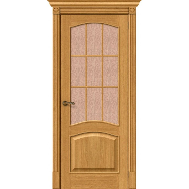 Межкомнатная дверь Вуд Классик-33 (200*80) от фабрики MR. WOOD