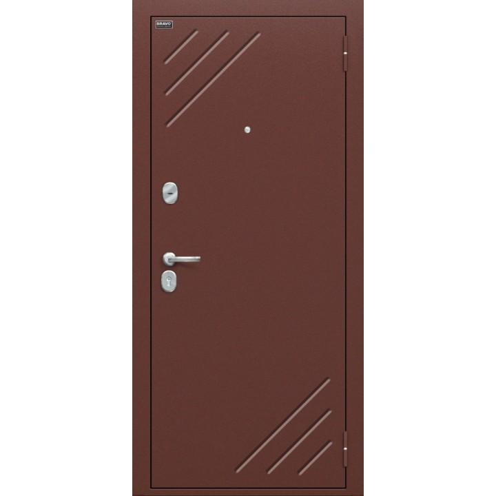 Входная дверь Стандарт (205*96 Лев.) от фабрики BRAVO