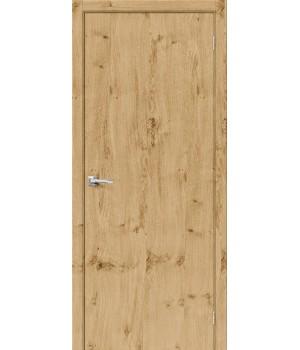 Межкомнатная дверь Вуд Флэт-0.V (200*60)
