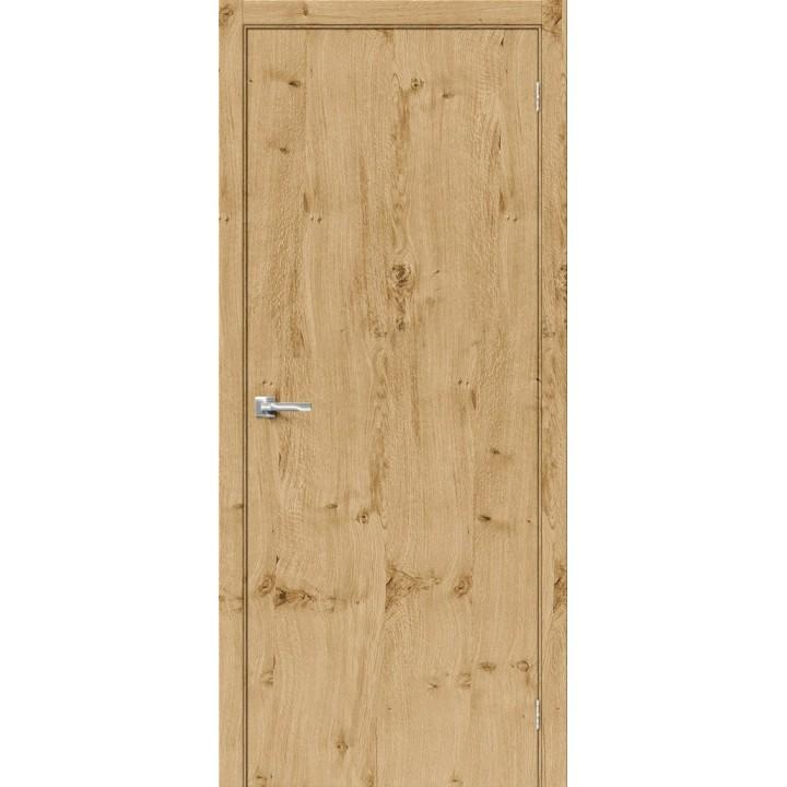 Межкомнатная дверь Вуд Флэт-0.V (200*70) от фабрики MR. WOOD