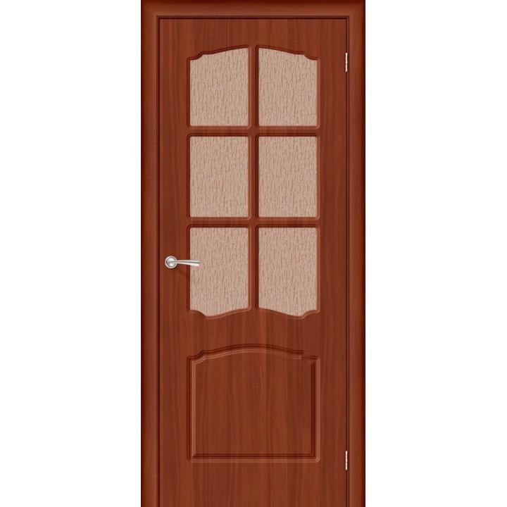 Межкомнатная дверь Альфа (200*80) от фабрики BRAVO