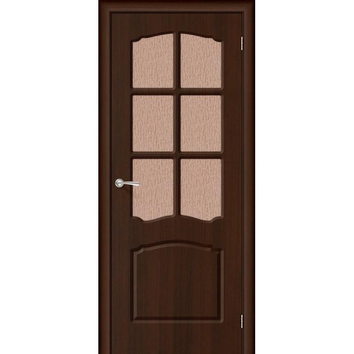 Межкомнатная дверь Альфа (200*70) от фабрики BRAVO
