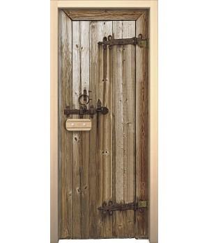 Межкомнатная дверь Дерево (189*69 Пр.)