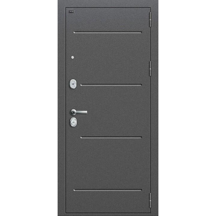 Входная дверь Р2-206 (205*88 Лев.) от фабрики GROFF
