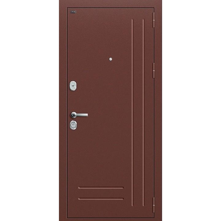 Входная дверь Р2-210 (205*96 Лев.) от фабрики GROFF