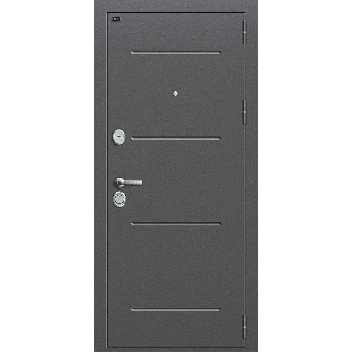 Входная дверь Т2-204 (205*86 Пр.) от фабрики GROFF