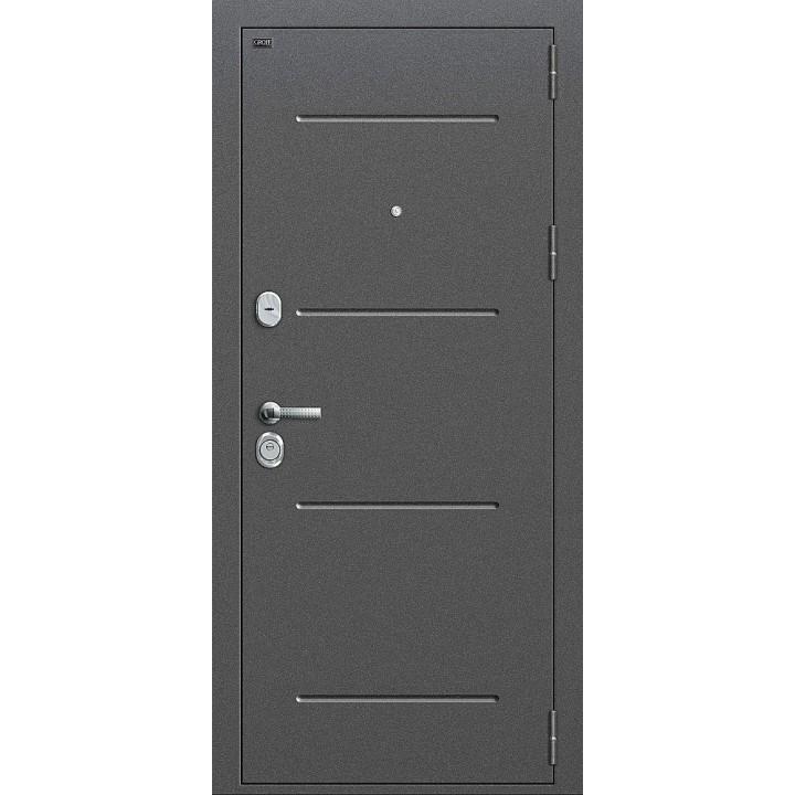Входная дверь Т2-221 (205*86 Лев.) от фабрики GROFF