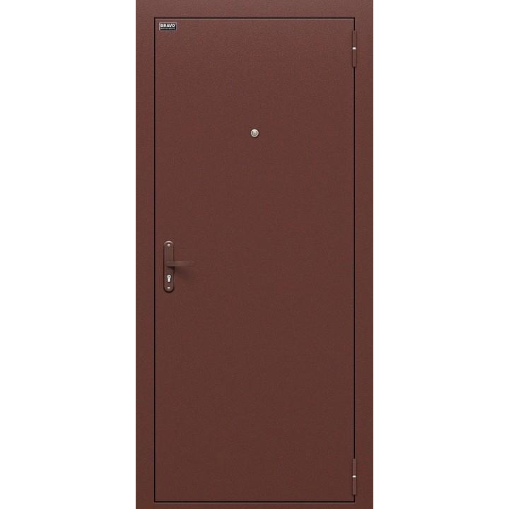 Входная дверь Эконом (205*95 Лев.) от фабрики