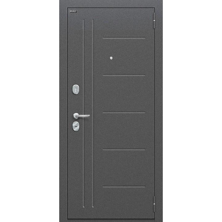 Входная дверь Проф (205*96 Лев.) от фабрики BRAVO