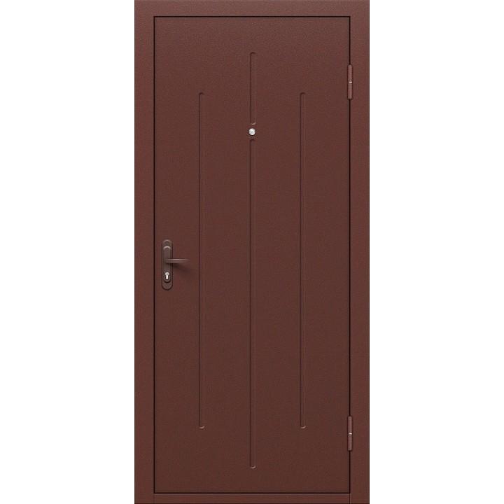 Входная дверь Стройгост 5-1 (206*98 Лев.) от фабрики