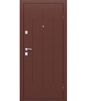 Входная дверь Стройгост 7-2 (205*86 Лев.)