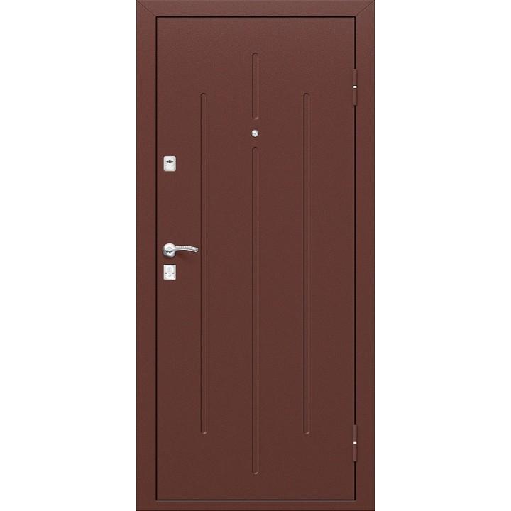 Входная дверь Стройгост 7-2 (205*96 Лев.) от фабрики
