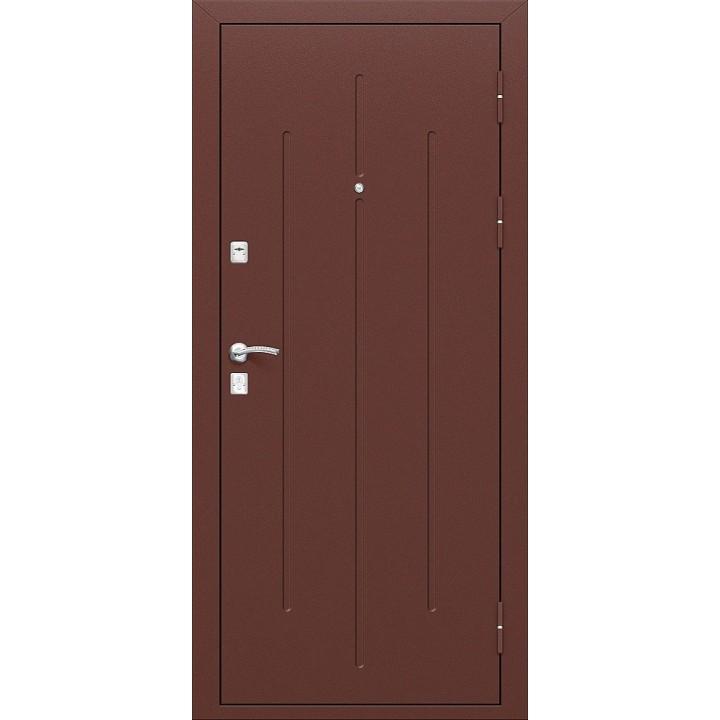 Входная дверь Стройгост 7-2 (205*86 Пр.) от фабрики