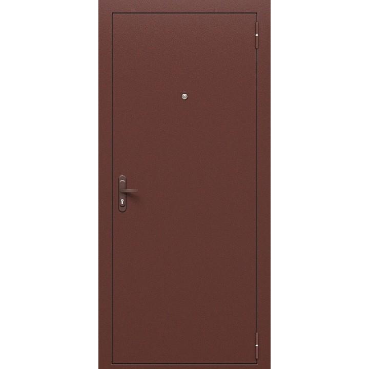 Входная дверь Стройгост РФ (205*86 Пр.) от фабрики
