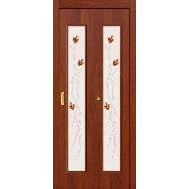 Складная дверь 22Х (200*40) от фабрики BRAVO
