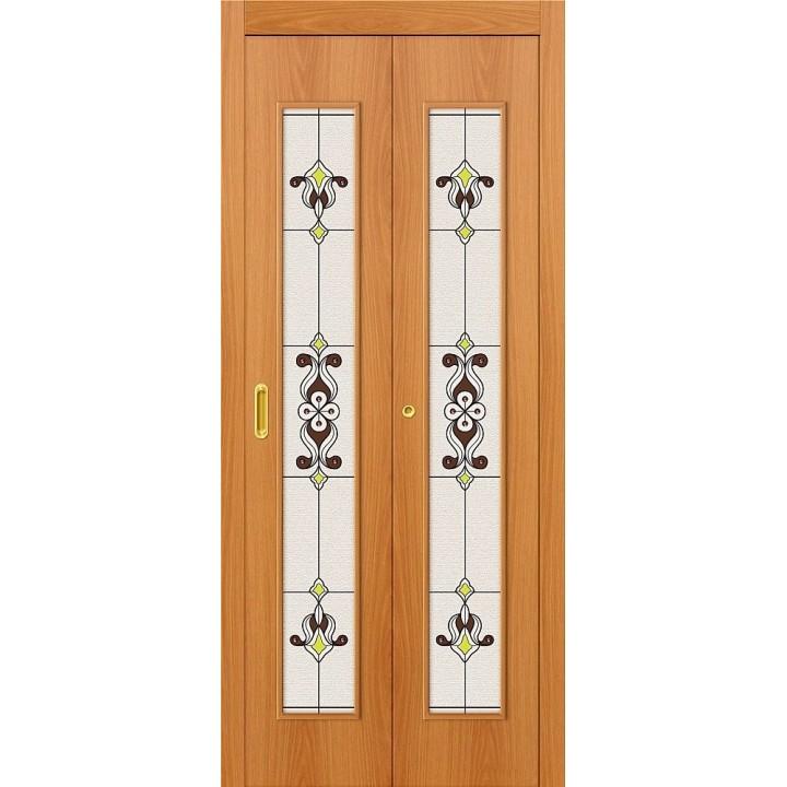 Складная дверь 23Х (200*35) от фабрики BRAVO