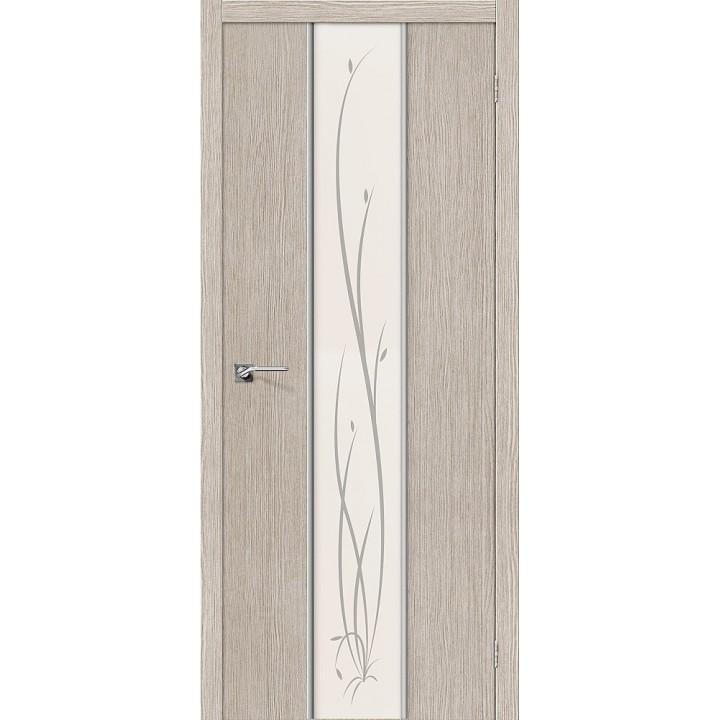 Межкомнатная дверь Глейс-2 Twig (200*80) от фабрики BRAVO
