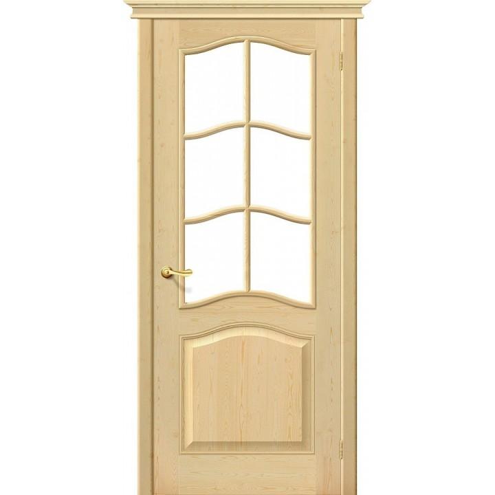 Межкомнатная дверь М7 (без стекла) (200*60) от фабрики Белорусские двери