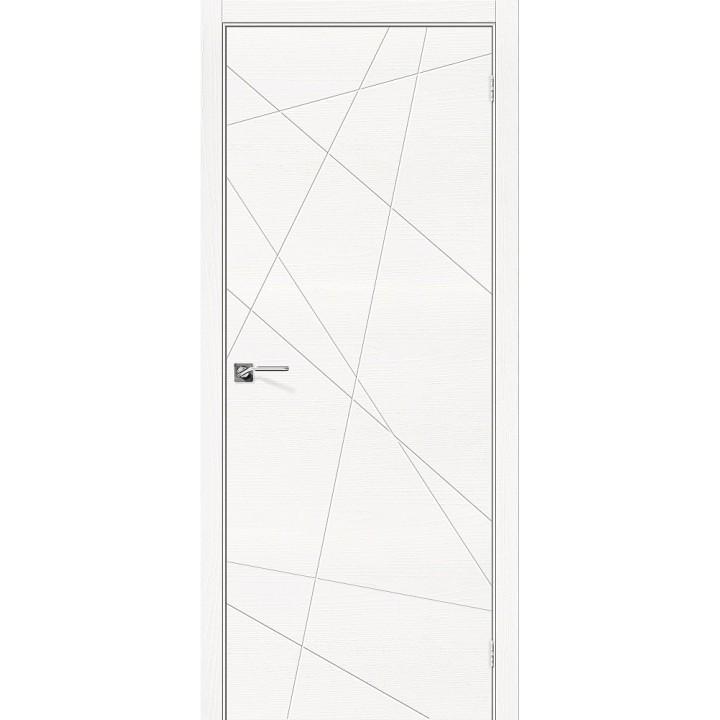 Межкомнатная дверь Вуд Арт-5.H (200*60) от фабрики MR. WOOD