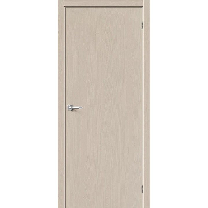 Межкомнатная дверь Вуд Флэт-0.V (200*90) от фабрики MR. WOOD