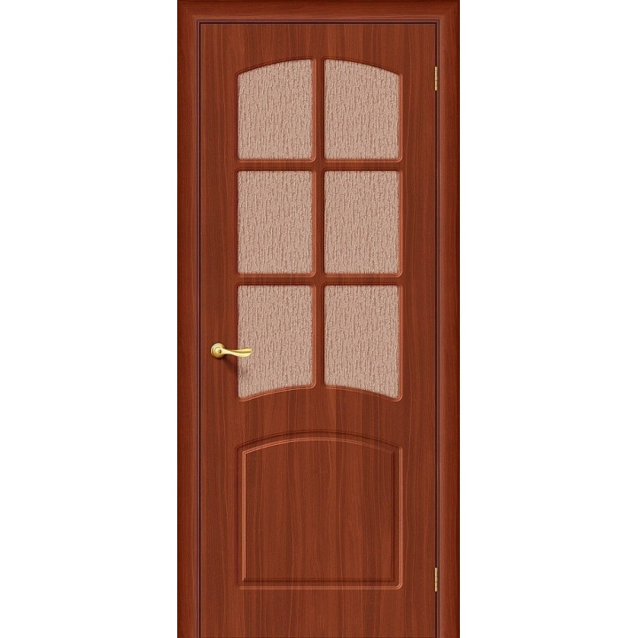 Межкомнатная дверь Кэролл (200*70) от фабрики BRAVO