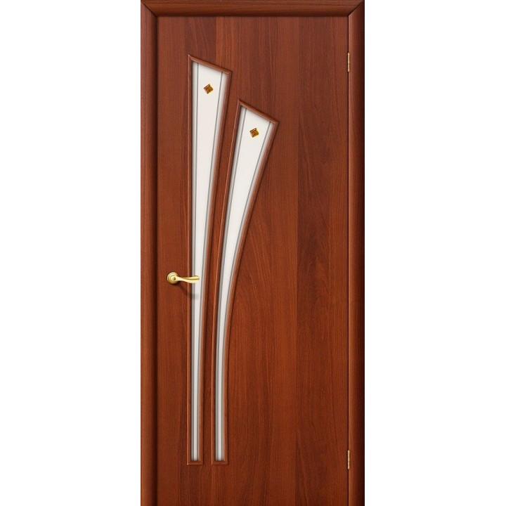 Межкомнатная дверь 4Ф (200*70) от фабрики BRAVO