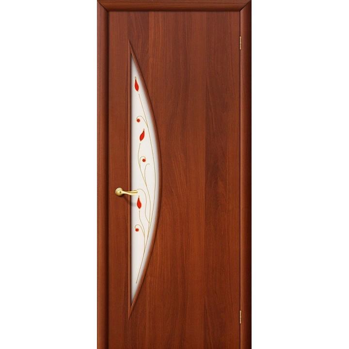 Межкомнатная дверь 5П (200*90) от фабрики BRAVO