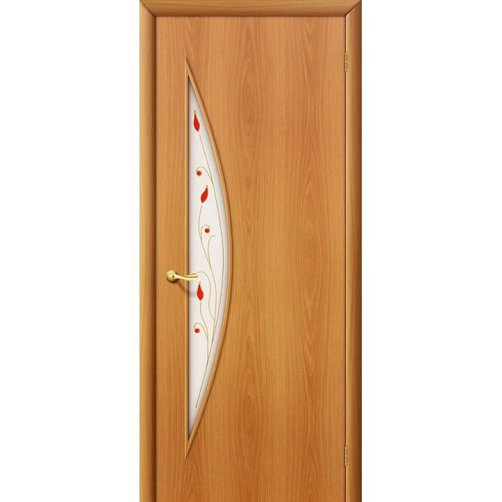 Межкомнатная дверь 5П (200*40) от фабрики BRAVO