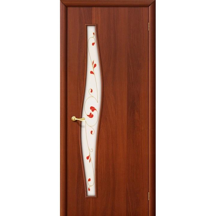 Межкомнатная дверь 6П (200*60 Лев.) от фабрики BRAVO