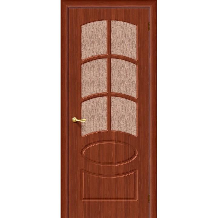 Межкомнатная дверь Неаполь (200*60) от фабрики BRAVO