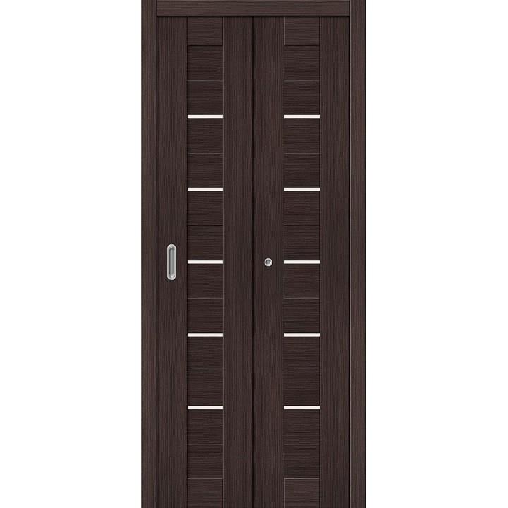 Складная дверь Порта-22 (200*35) от фабрики ?LPORTA