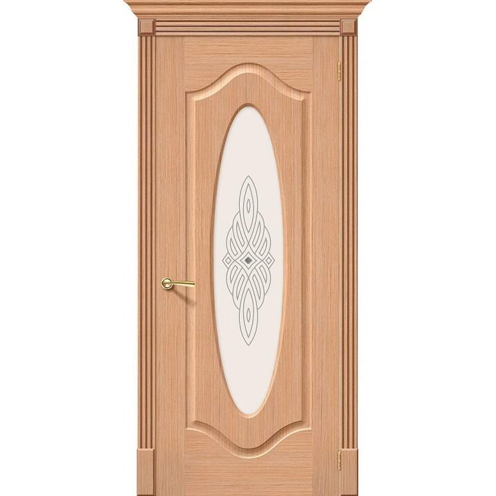 Межкомнатная дверь Аура (200*80) от фабрики BRAVO