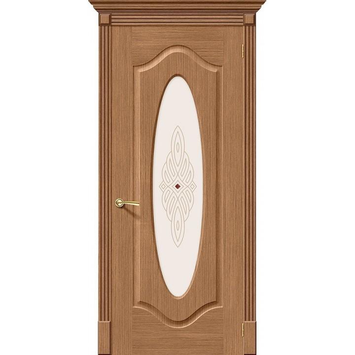 Межкомнатная дверь Аура (200*90) от фабрики BRAVO