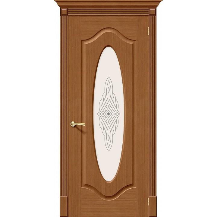 Межкомнатная дверь Аура (200*60) от фабрики BRAVO