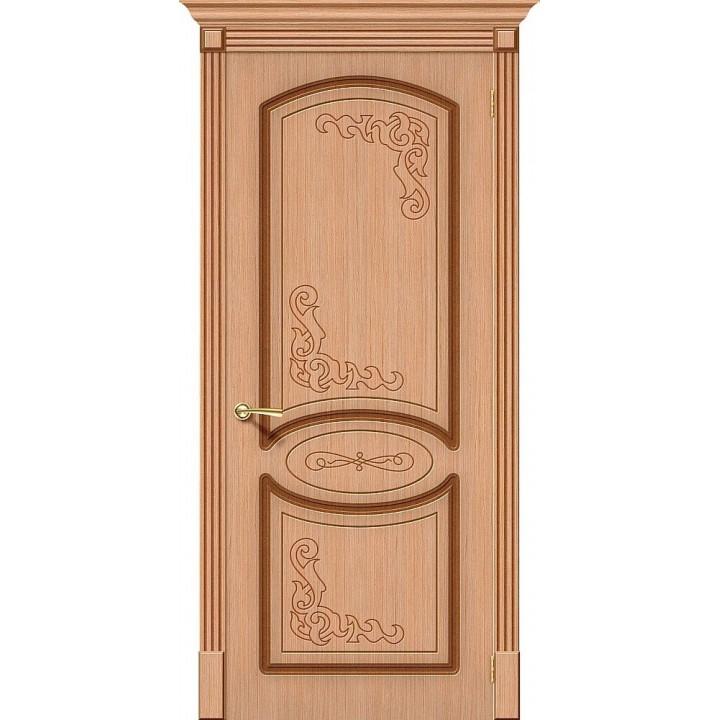 Межкомнатная дверь Азалия (200*80) от фабрики BRAVO