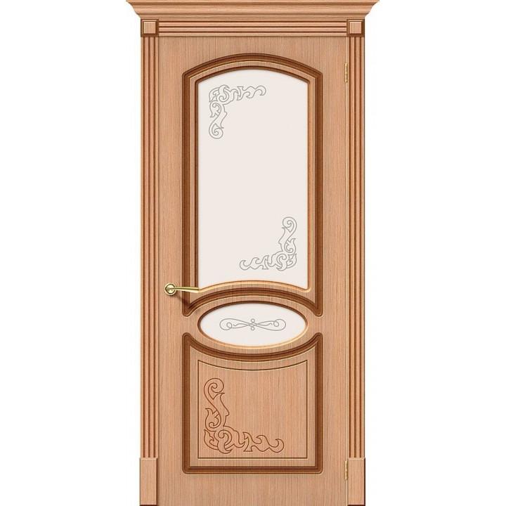Межкомнатная дверь Азалия (200*70) от фабрики BRAVO
