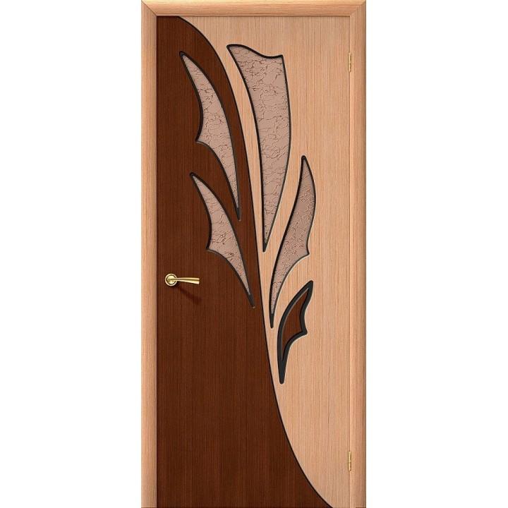 Межкомнатная дверь Дуэт (200*90) от фабрики BRAVO