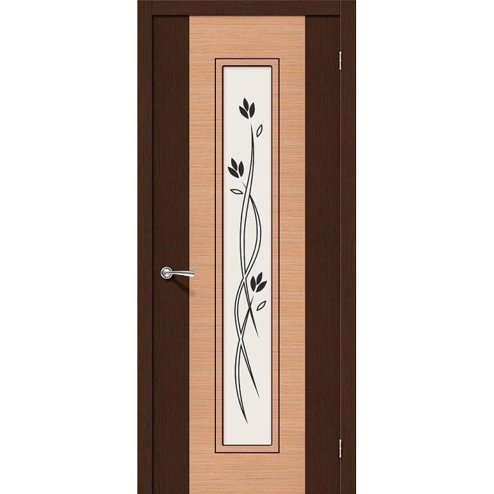Межкомнатная дверь Этюд (200*80) от фабрики BRAVO