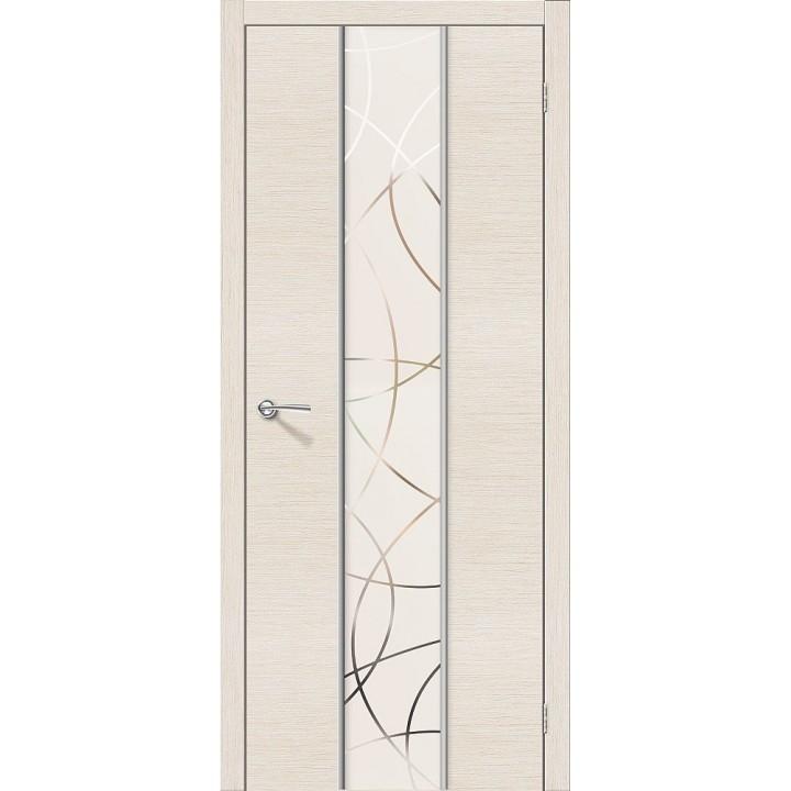 Межкомнатная дверь Карат (200*70) от фабрики BRAVO