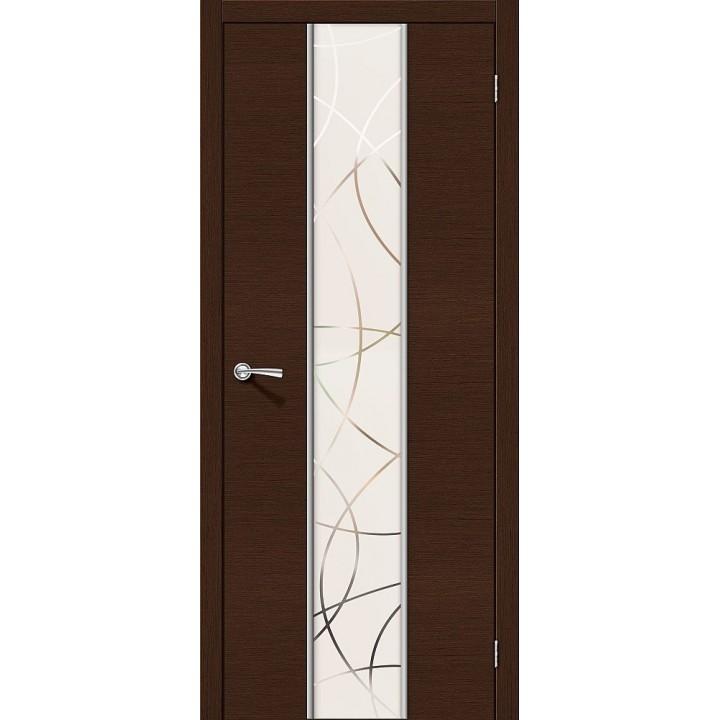 Межкомнатная дверь Карат (200*60) от фабрики BRAVO