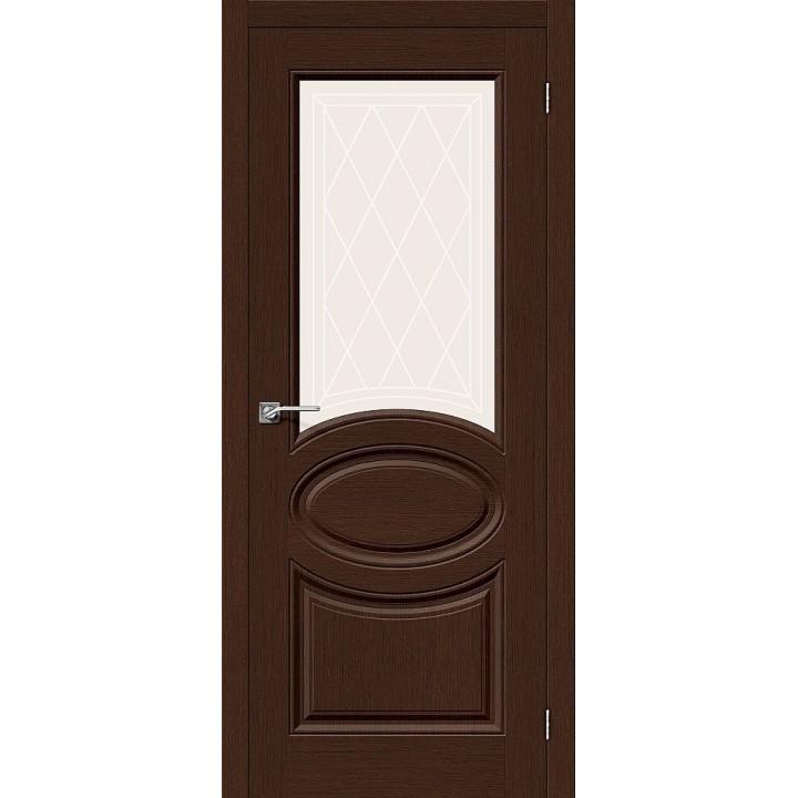 Межкомнатная дверь Статус-21 (200*60) от фабрики BRAVO