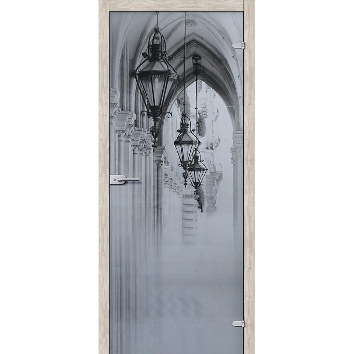 Межкомнатная дверь Аркада Люкс (200*60) от фабрики BRAVO