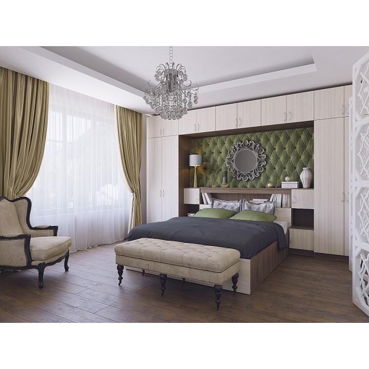 Спальня Бася-01 от фабрики Vivat