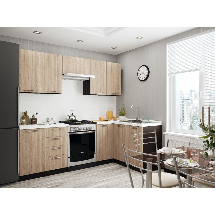 Кухня Брауни-04 от Vivat