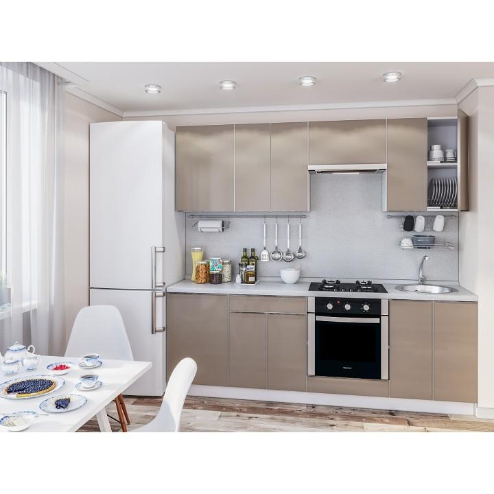 Кухня Фьюжн-AL-01 от Vivat