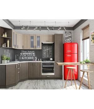Кухня Лофт-04