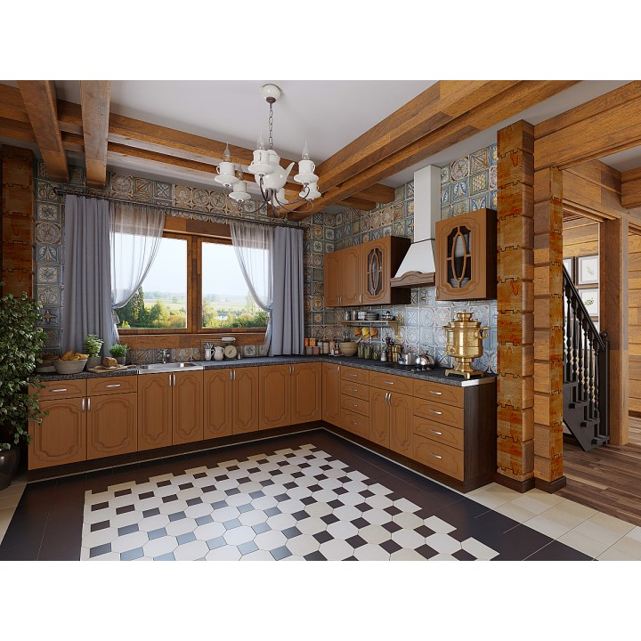 Кухня Настя-02 от Vivat